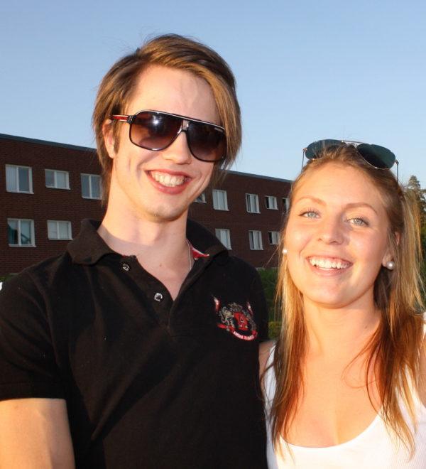 Johan & Johanna Örebro 2011