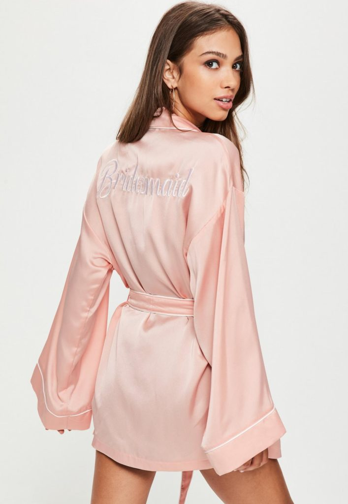 nude-bridesmaid-dressing-gown